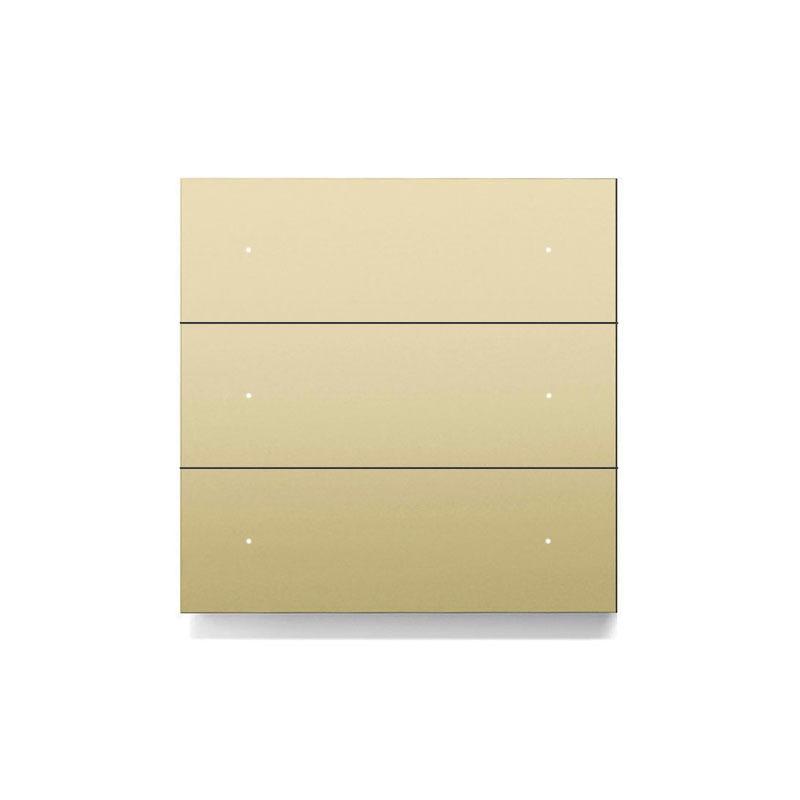 کلید هوشمند سه پل سناریو ORVIBO Mixswitch طلایی