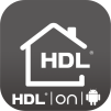 نرم افزار کنترل خانه هوشمند HDL ON، کنترل کلیه بخش های خانه هوشمند، کنترل روشنایی، گرمایش و سرمایش،کنترل سیستم صوتی هوشمند