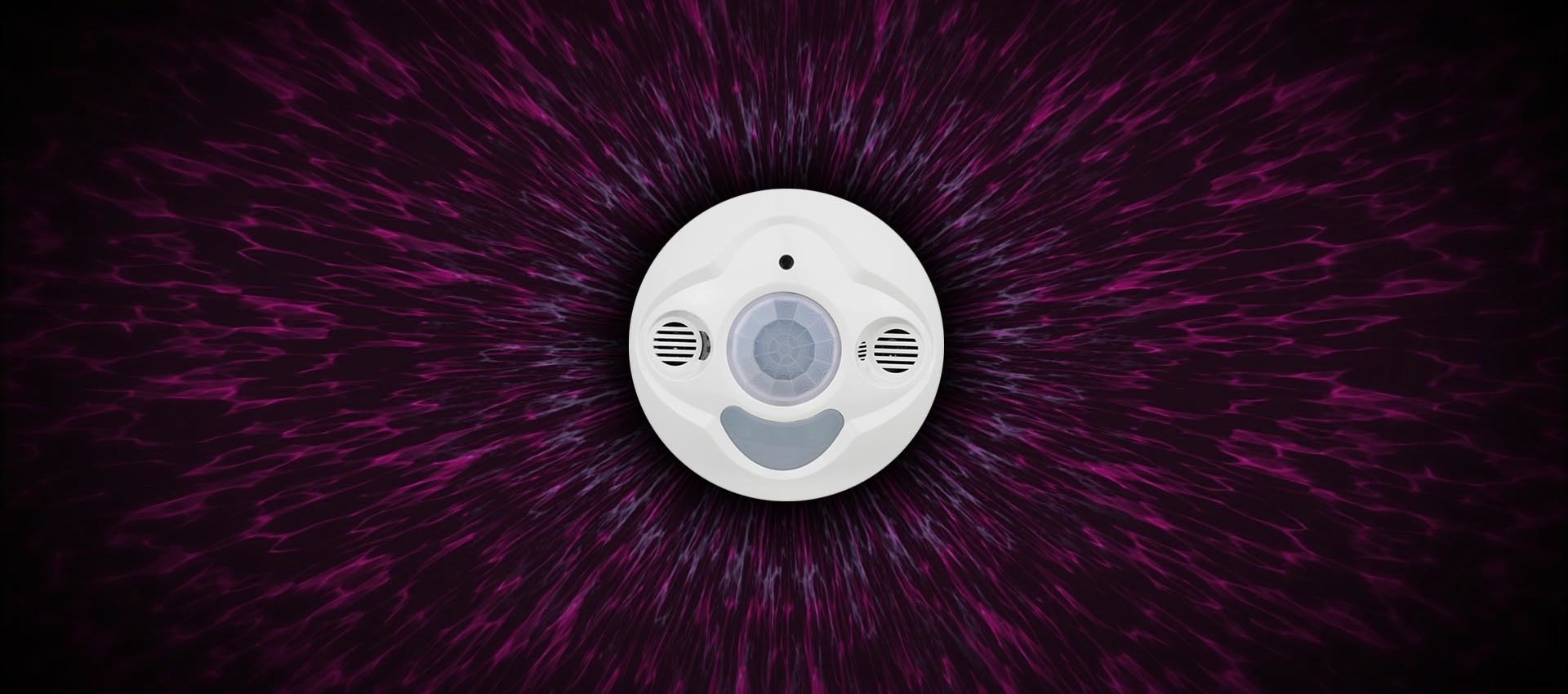 خانه هوشمند نورال | سنسور هوشمند 12 کاره اچ دی ال HDL 12in1 Sensor