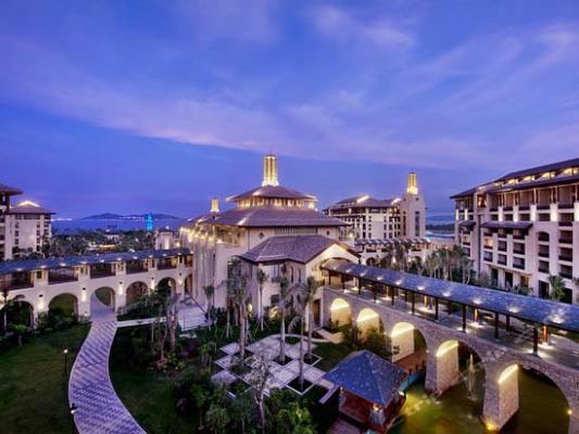 هتل کمپینسکی چین