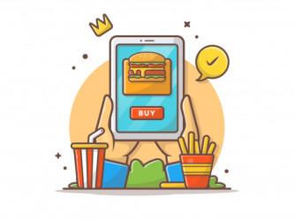 طراحی وب سایت و فروشگاه اینترنتی رستورانی در ساری