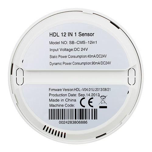 HDL Smart Ceiling 12in1 Sensor
